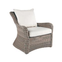 Sag Harbor Lounge Chair | Garden armchairs | Kingsley Bate