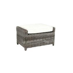 Sag Harbor Ottoman | Garden stools | Kingsley Bate