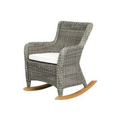 Sag Harbor Rocker | Garden armchairs | Kingsley Bate