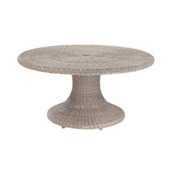 Sag Harbor Round Dining Table | Dining tables | Kingsley Bate
