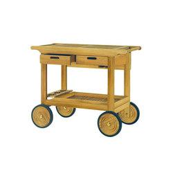 Serving Cart | Garten-Servierwagen | Kingsley Bate