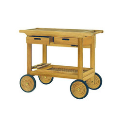 Serving Cart | Carritos | Kingsley Bate