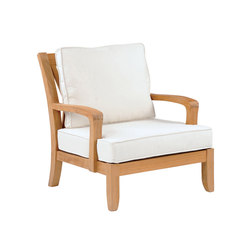 Somerset Lounge Chair | Sillones | Kingsley Bate