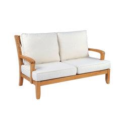 Somerset Settee | Garden sofas | Kingsley Bate