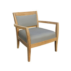 Sonoma Club Chair | Garden armchairs | Kingsley Bate