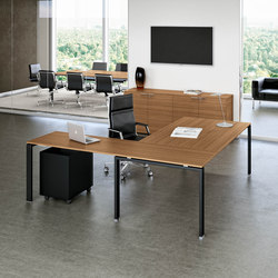 Glider | Individual desks | Bralco