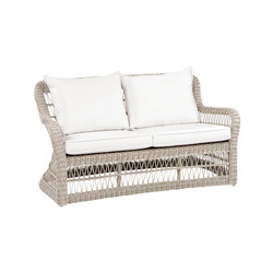 Southampton Settee | Garden sofas | Kingsley Bate