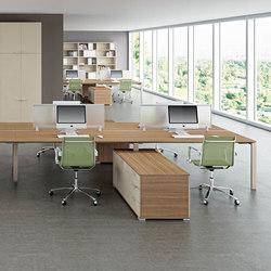 Glider | Desking systems | Bralco