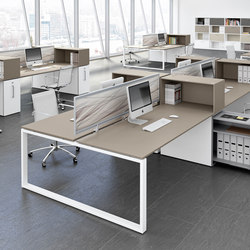 Loopy | Desking systems | Bralco