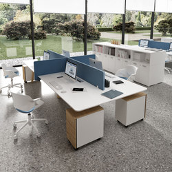 Take Off Country | Systèmes de tables de bureau | Bralco