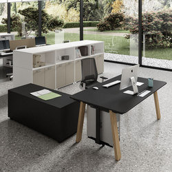 Take Off Country | Individual desks | Bralco