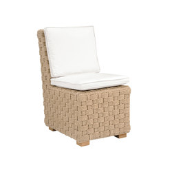 St. Barts Dining Side Chair | Garden chairs | Kingsley Bate