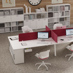 Take Off Evo | Desking systems | Bralco