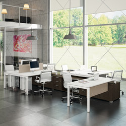 Gate | Desking systems | Bralco