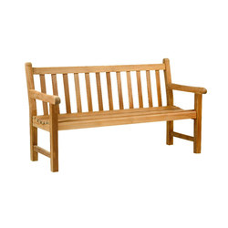 St. George Bench | Garden benches | Kingsley Bate