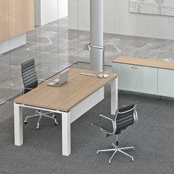 Jet Evo | Individual desks | Bralco