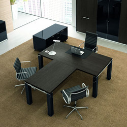 Jet Evo | Executive desks | Bralco