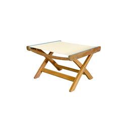 St. Tropez Club Ottoman | Garden stools | Kingsley-Bate