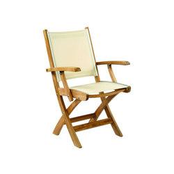St. Tropez Folding Armchair | Sedie da giardino | Kingsley Bate