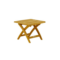 St. Tropez Ottoman/Side Table | Garden stools | Kingsley-Bate