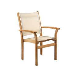St. Tropez Stacking Armchair | Sillas | Kingsley Bate