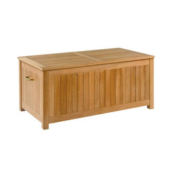 Teak Cushion Boxes | Boxes | Kingsley Bate