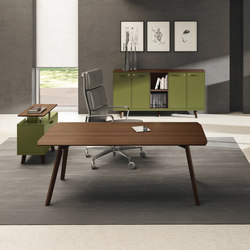 Rail | Desks | Bralco