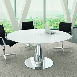 Metar | Meeting room tables | Bralco