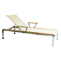 Tivoli Chaise | Sun loungers | Kingsley Bate