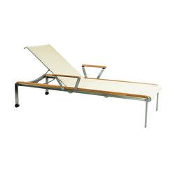 Tivoli Chaise | Tumbonas de jardín | Kingsley Bate