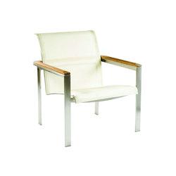 Tivoli Club Chair   Garden chairs   Kingsley Bate