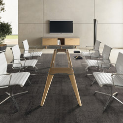 Rail | Conference tables | Bralco