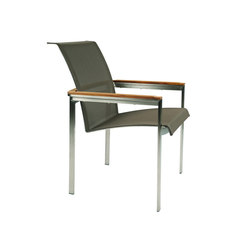 Tivoli Dining Armchair | Chairs | Kingsley Bate