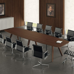 Rail | Contract tables | Bralco