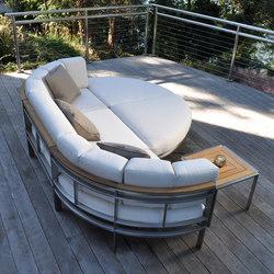 Tivoli Sectional | Garden sofas | Kingsley Bate