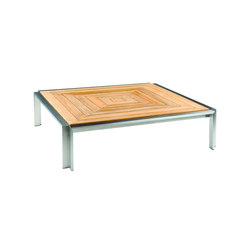 Tivoli Sectional Coffee Table | Garten-Couchtische | Kingsley Bate