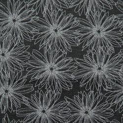 Sketchy | Ink | Fabrics | Anzea Textiles