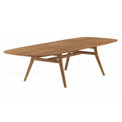 Zidiz ZDZ 320 extendable garden table | Dining tables | Royal Botania
