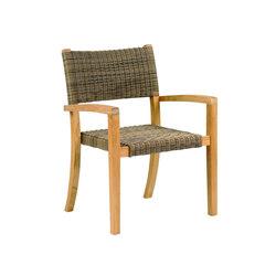 Venice Dining Armchair | Garden chairs | Kingsley Bate