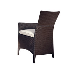Vieques Dining Chair | Sillas | Kingsley Bate