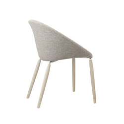 Natural Giulia Pop | Chairs | Scab Design
