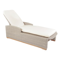 Westport Chaise | Sun loungers | Kingsley Bate