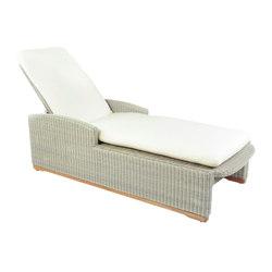 Westport Chaise | Sun loungers | Kingsley Bate