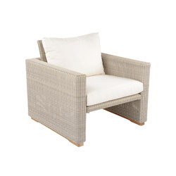 Westport Deep Seating Lounge Chair | Sillones | Kingsley Bate