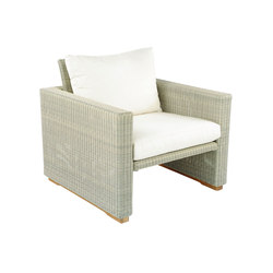 Westport Deep Seating Lounge Chair | Poltrone da giardino | Kingsley Bate