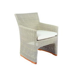 Westport Dining Armchair | Garden chairs | Kingsley Bate