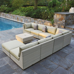 Westport Sectional | Sedute lounge da giardino | Kingsley Bate