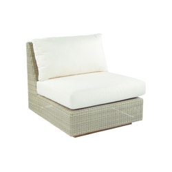 Westport Sectional Armless Chair | Garden armchairs | Kingsley Bate