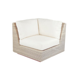 Westport Sectional Corner Chair & Left/Right Side | Poltrone da giardino | Kingsley Bate