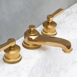 Roosevelt | Wash basin taps | Newport Brass